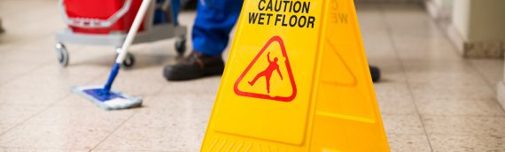 Slip and Fall Accidents- Proving Fault