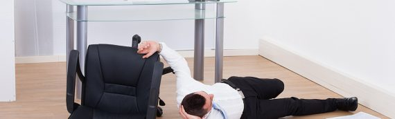 Office Accidents and How to Avoid Them